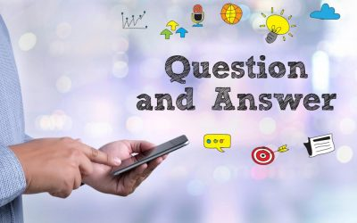 Question and Answer Feature of Google My Business Page